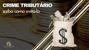 CRIME TRIBUTÁRIO